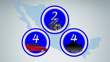 cnnee seg b web version show fuerza en movimiento mexico automotive gabriela frias_00005529