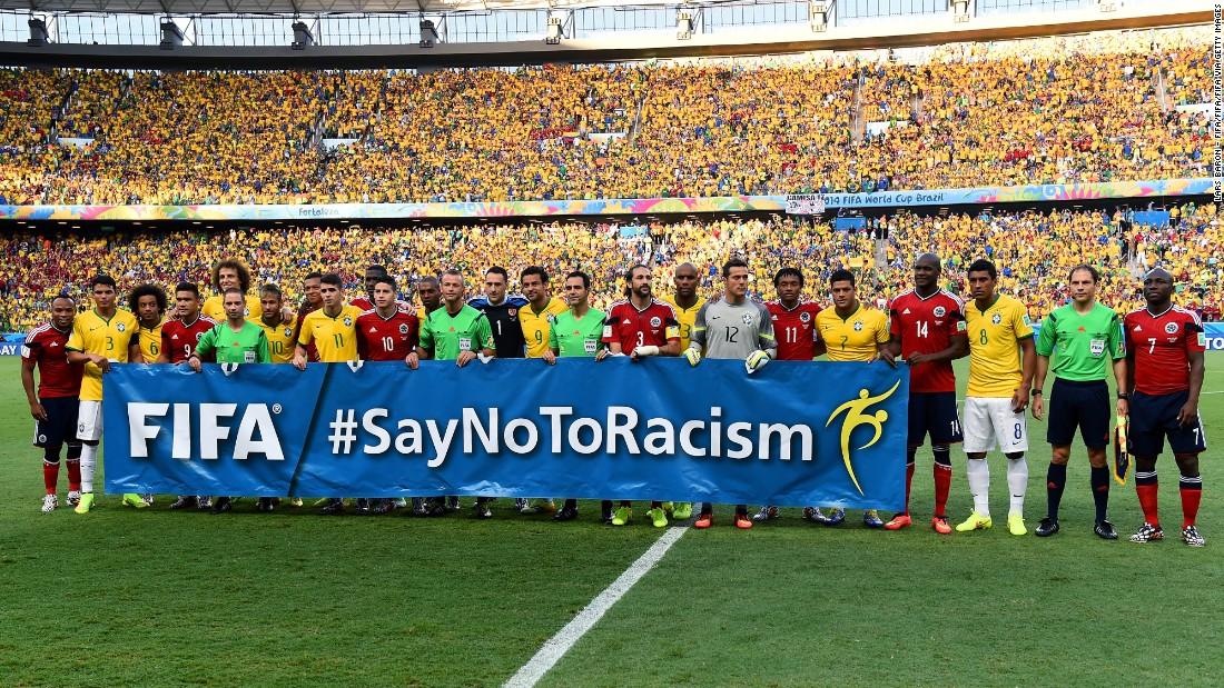 FIFA Scraps Anti-racism Task Force