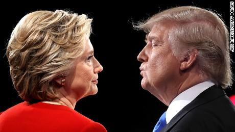 Who won the presidential debate?
