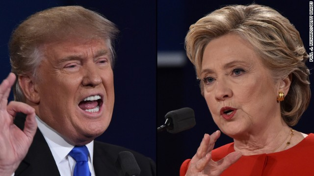 Afbeelding bij Final debate showdown: Can Trump make a comeback?