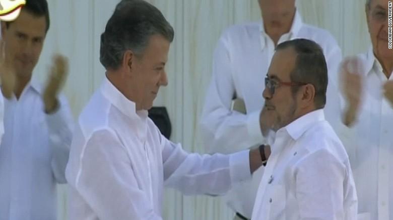 colombia peace deal farc romo pkg_00000621