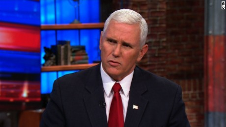 Federal court blasts Pence on Syrian refugees