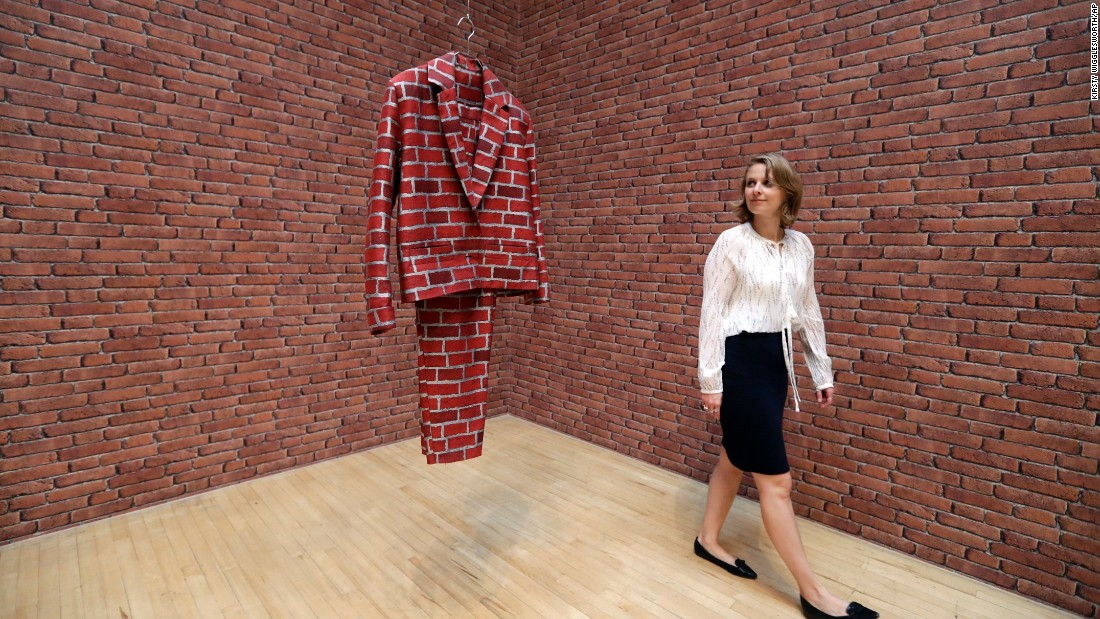 """She is one of four artists shortlisted for the 2016 Turner Prize, which """"aims to promote public debate around new developments in contemporary British art,"""" according to Tate Britain."""