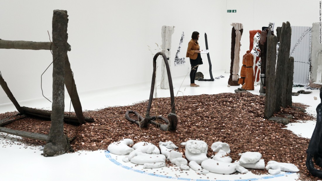"""The """"Turner Prize 2016"""" exhibition is showing at <a href=""""http://www.tate.org.uk/visit/tate-britain"""" target=""""_blank"""">Tate Britain</a>, Millbank, London, in England, from 27 September 2016 until 2 January 2017."""