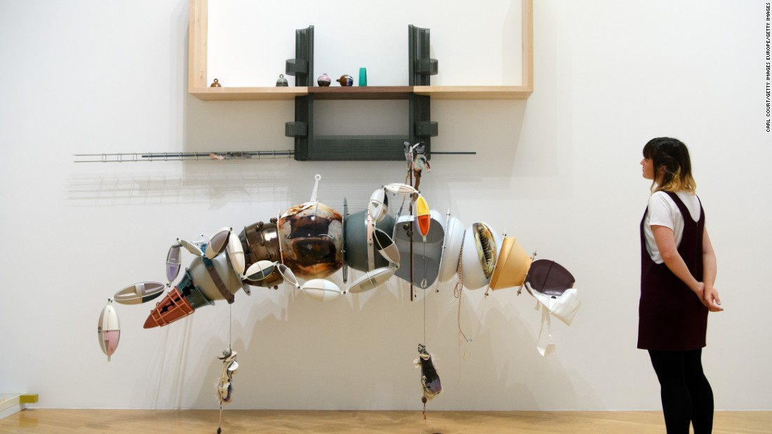 The winner of the Turner Prize 2016 will be announced on 5 December, 2016 and receives £25,000 ($32,500) in prize money. The other shortlisted finalists receive £5,000 ($6,500) each.