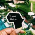 Africa travel opener