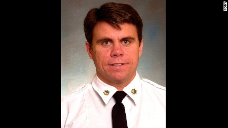 firefighter killed explosion
