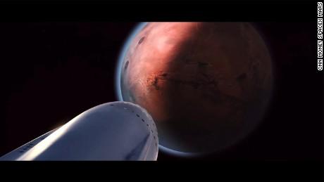 cnn money spacex mars