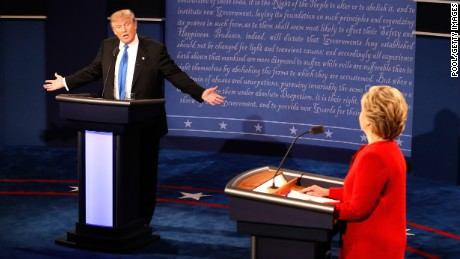 Trump on his taxes: Clinton should have changed law