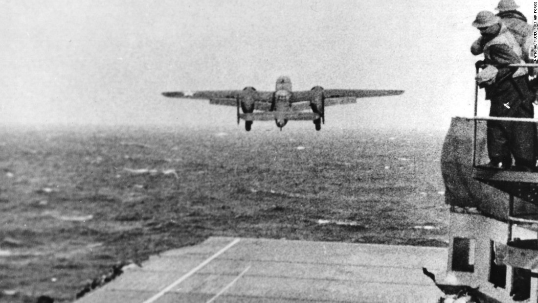 Were Only About 650 Short >> The last daring airman of the Doolittle raid - CNN.com