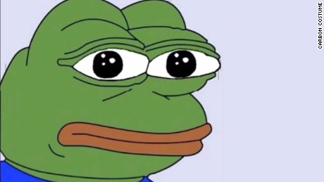 pepe frog internets most popular memes designated hate symbol thanks racists haters