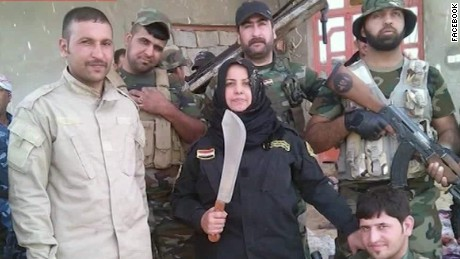 iraqi housewife fights isis wedeman pkg_00010714.jpg