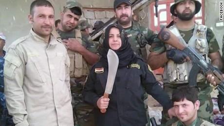 iraqi housewife fights isis wedeman pkg_00010714.jpg