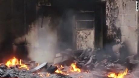 syria lifesavers under fire pleitgen pkg_00001202.jpg