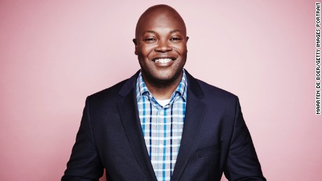 Actor Cheo Coker from Netflix's 'Luke Cage' poses for a portrait during the 2016 Television Critics Association Summer Tour at The Beverly Hilton Hotel on July 27, 2016 in Beverly Hills, California.