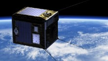 Satellite to create artificial meteor shower