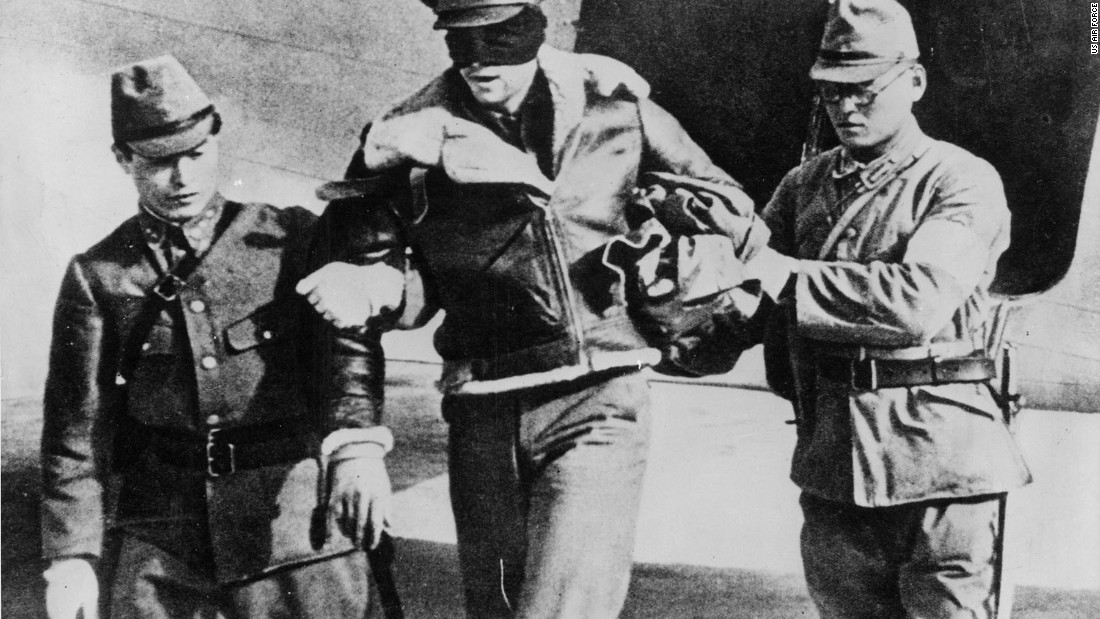 Lt. Col. Robert Hite was one of eight Doolittle raiders captured by Japanese forces.  After 40 months in captivity, Hite was freed in 1945. He died in 2015 at age 95. <br />