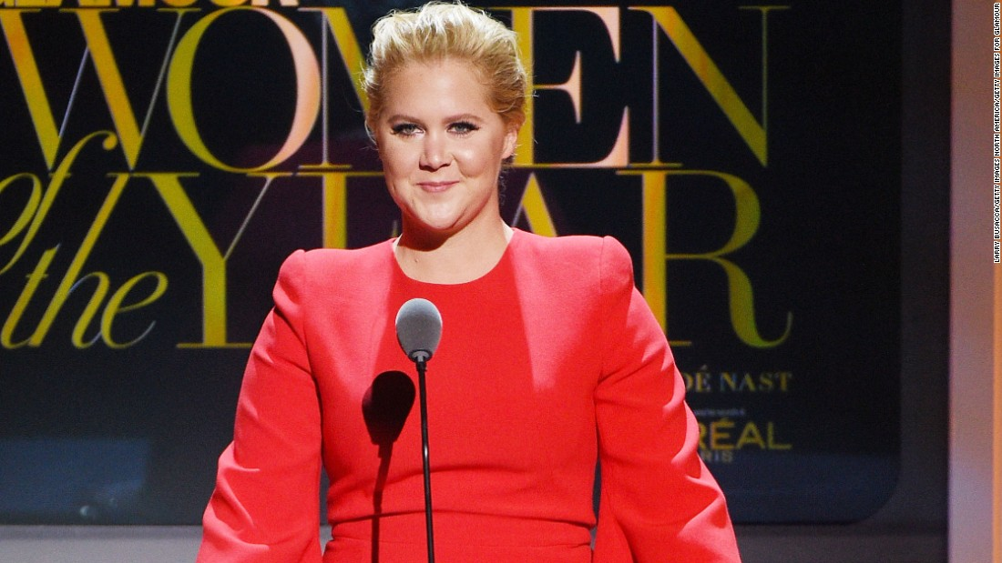 Amy schumer first female comedian to make forbes list for Www dreamhome com