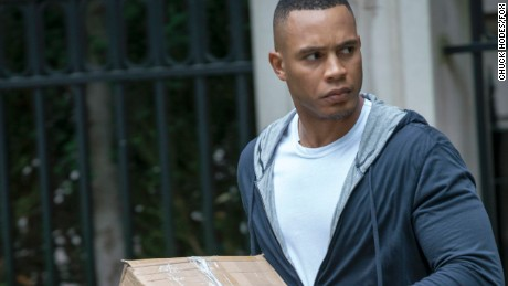 "EMPIRE: Trai Byers in the ""Sin That Amends"" episode of EMPIRE airing Wednesday, Sept. 28 (9:00-10:00 PM ET/PT) on FOX. ©2016 Fox Broadcasting Co: CR: Chuck Hodes/FOX"