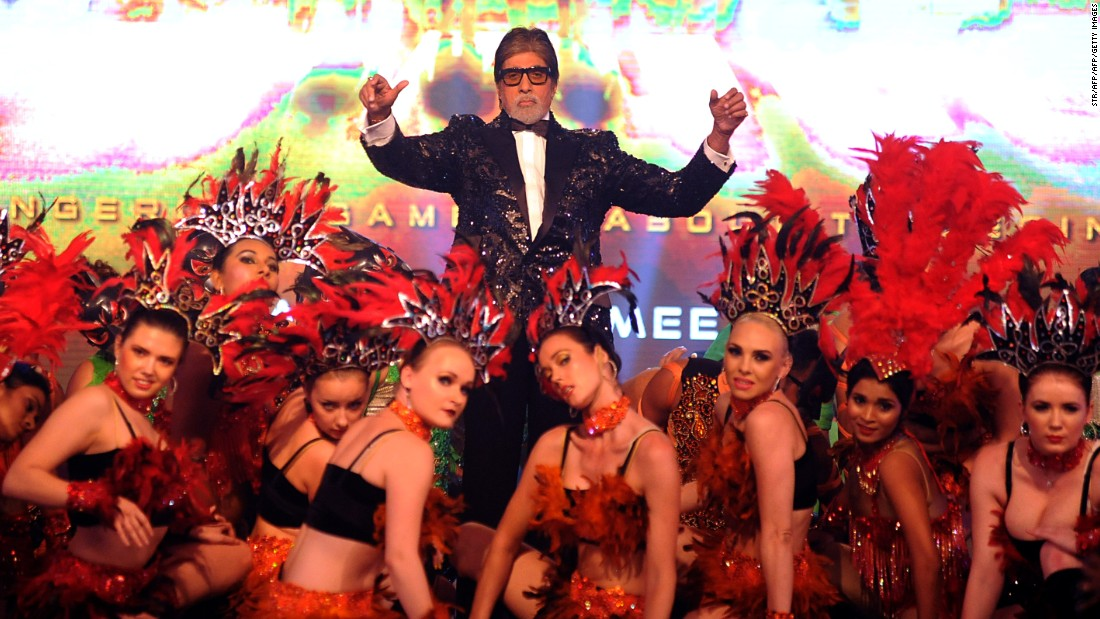 What Amitabh Bachchan means to India