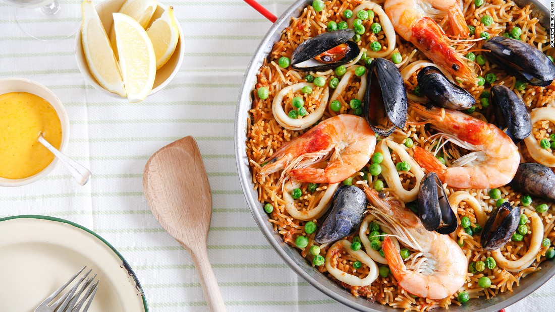 14 Spanish dishes you should try -- from churros to jamon | CNN Travel