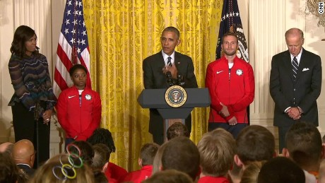 president obama olympic team sot_00000000.jpg
