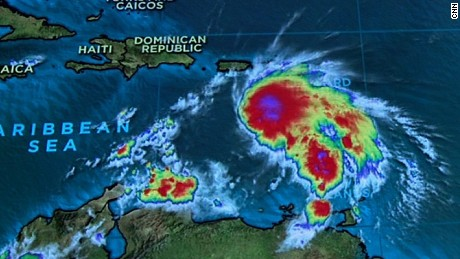 Powerful Hurricane Matthew a threat to Haiti, Jamaica, Cuba