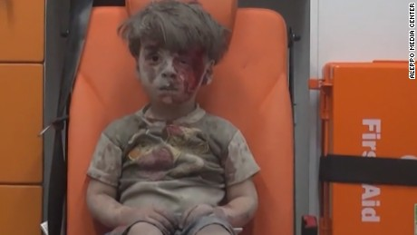 If you're searching for empathy, look into the eyes of Syria's children.