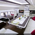 Flying palaces 1 Airbus ACJ319_Dining area by ACJC