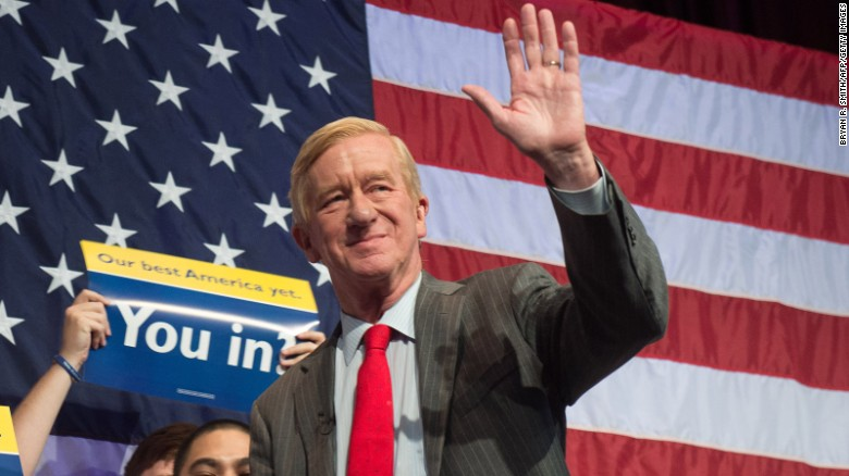 Libertarian VP candidate: Dems trying to get me out of race