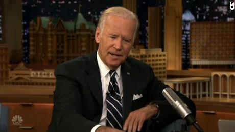 Joe Biden Tonight Show