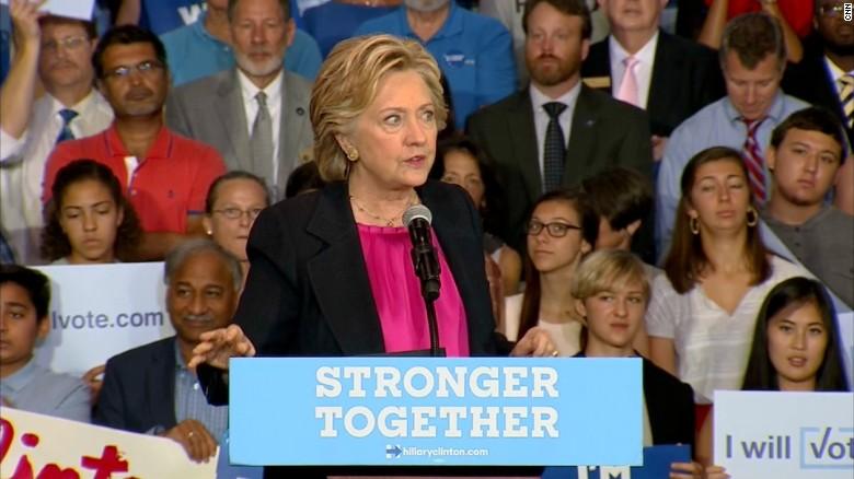 Hillary Clinton attempts to court millennials