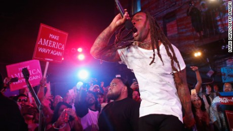 """Ty Dolla Sign performs onstage at MTV's """"Wonderland"""" LIVE Show on September 15, 2016 in Los Angeles, California."""