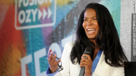 NEW YORK, NY - JULY 23:  Judy Smith speaks onstage at OZY Fusion Fest 2016 at Rumsey Playfield in Central Park on July 23, 2016 in New York City.  (Photo by Brad Barket/Getty Images for Ozy Fusion Fest)