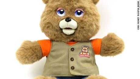 cnn money ruxpin bear
