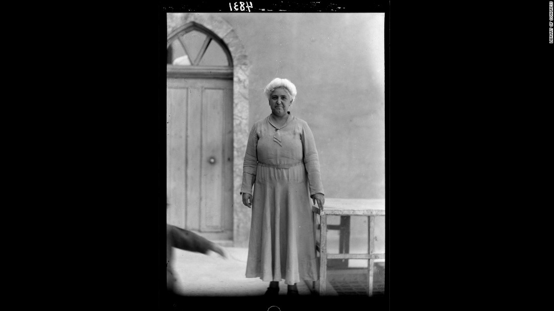 Lady Surma was the sister of the patriarch of the Assyrian Christian church in Mosul and became an ambassador for her people.