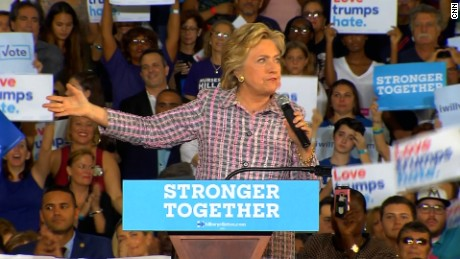 Hillary Clinton Coral Springs, Florida