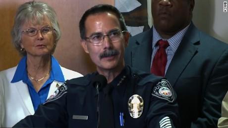 Jeff Davis police chief