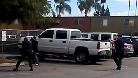 El Cajon police releases video of deadly shooting