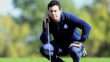 Ryder Cup: Day one