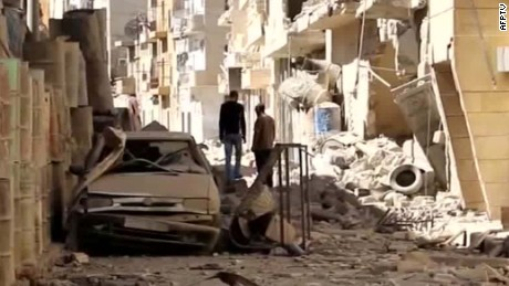 Situation worsens as bombing intensifies in Aleppo