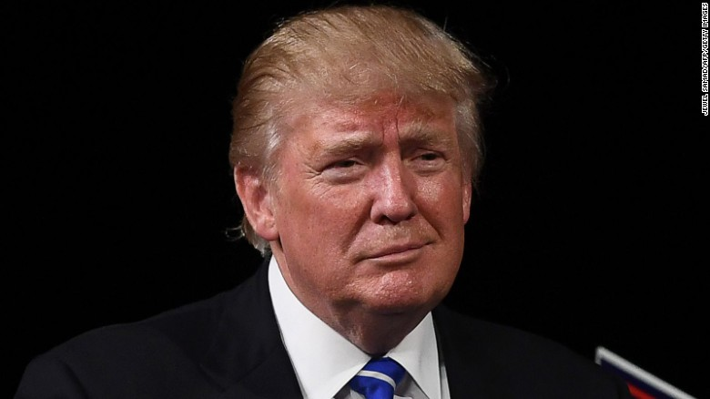Trump caught making lewd comments about woman in 2005