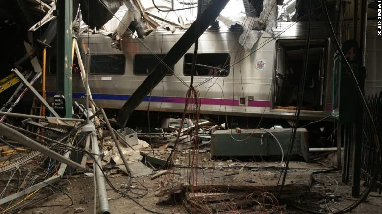 NTSB: Data recorder did not work in NJ train crash