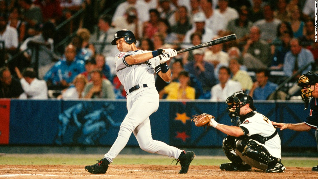 The Braves hosted the 71st MLB All-Star Game on July 11, 2000. To the delight of the Atlanta crowd, Braves third baseman Chipper Jones homered, tying the game in the bottom of the third, but the American League went on to win 6-3. Yankees shortstop Derek Jeter was named MVP.