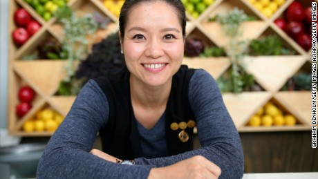 MELBOURNE, AUSTRALIA - JANUARY 20:  Li Na of China poses at the Blackmores Wellbeing Oasis during day three of the 2016 Australian Open at Melbourne Park on January 20, 2016 in Melbourne, Australia.  (Photo by Graham Denholm/Getty Images)