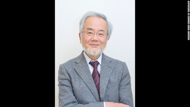 Nobel Prize in medicine awarded to Japan's Yoshinori Ohsumi for work on 'cell recycling' DTiNews
