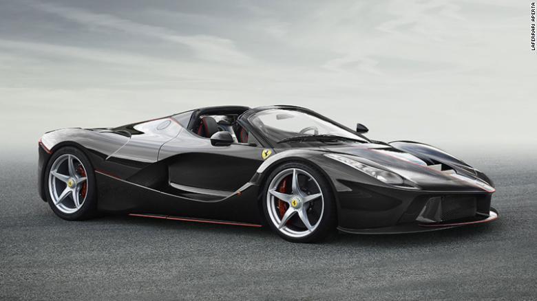 Ferrari reveals its fastest convertible