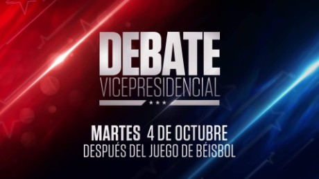 cnnee promo debate vicepresidencial_00001708