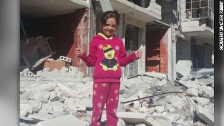 syria aleppo girl bana al-abed karadsheh pkg_00013424