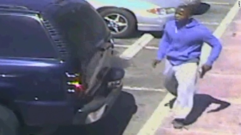LAPD releases officer-involved shooting video